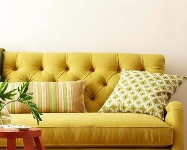 { Today I ♥ } Sofas