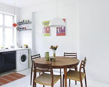 { Visite Déco } Un appartement vintage & coloré