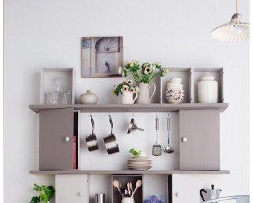 { DIY } Un meuble récup avec des caisses à vins