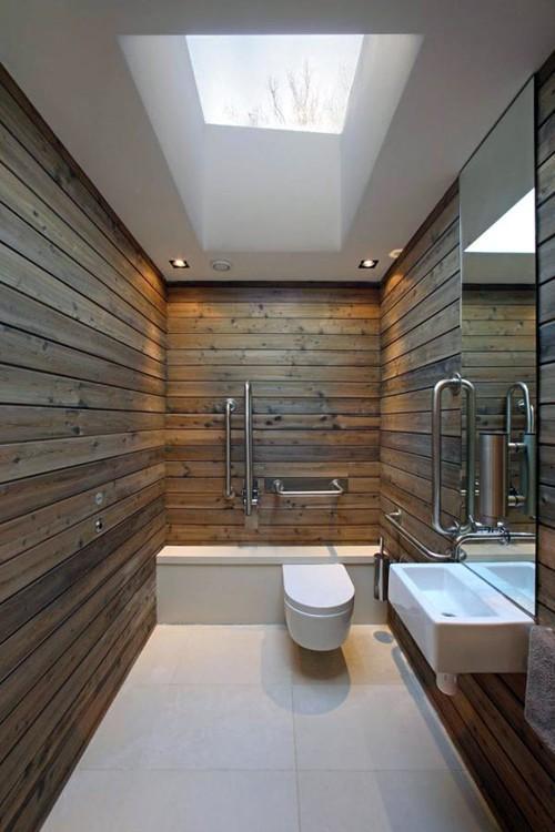Idee Salle De Bain Bois Free Chalet Gstaad Switzerland With Idee - Idee salle de bain bois
