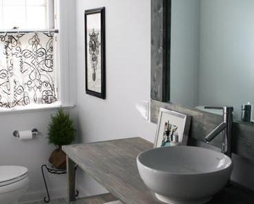 { Focus } 25 idées déco pour une jolie salle de bain [suite]