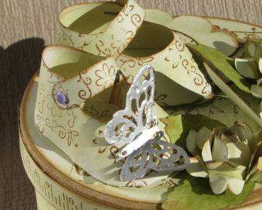 Entrevue avec Stéphanie:  Scrapbooking et décorations de feutrine
