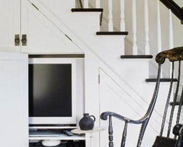 5 idées déco pour amménager sa cage d'escalier