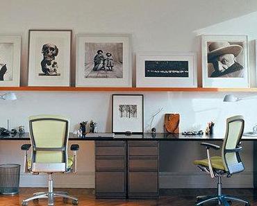 Comment amménager un coin bureau pour deux ?