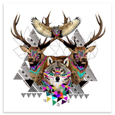 Ohh Deer : Un collectif très graphique !
