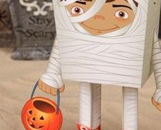 20 d corations d halloween etsy. Black Bedroom Furniture Sets. Home Design Ideas