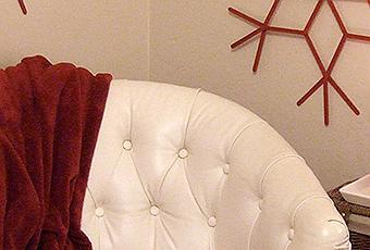 diy id e d co de no l des flocons de neige g ants. Black Bedroom Furniture Sets. Home Design Ideas