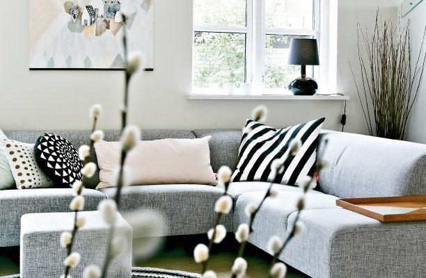Visite d co un int rieur scandinave f minin - Decoration interieur scandinave ...