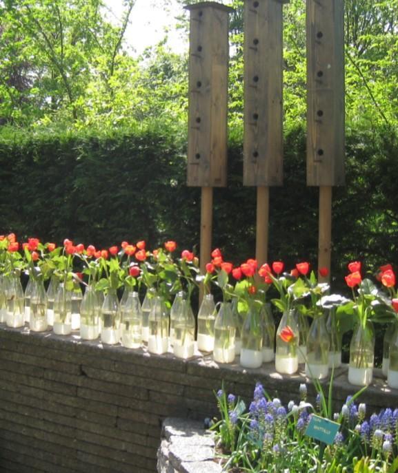 R cup et d tournement au jardin for Objet pour le jardin