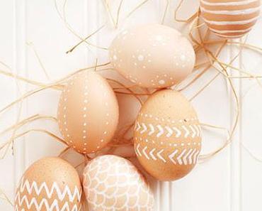 Les plus jolis oeufs de Pâques