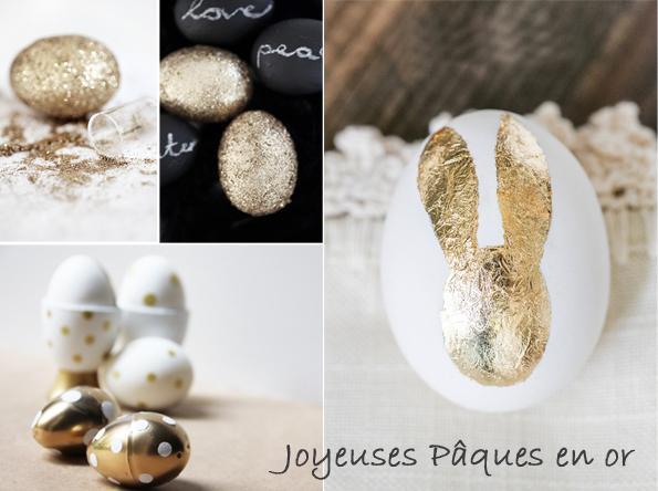 Joyeuses Pâques Silence on décore