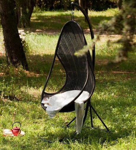 chaise suspendue jardin full size of support chaise suspendue salvador meubles de jardin. Black Bedroom Furniture Sets. Home Design Ideas