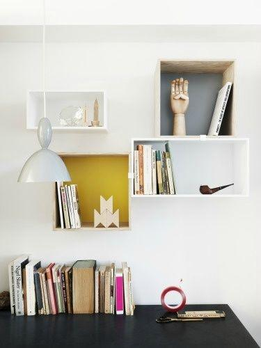 des caisses en bois tr s d co. Black Bedroom Furniture Sets. Home Design Ideas