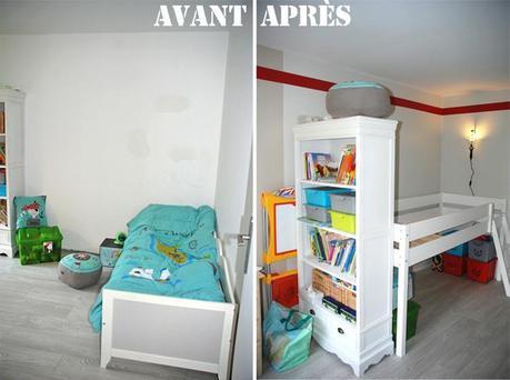 Intrieur  Chambre De Petit Garon Partie