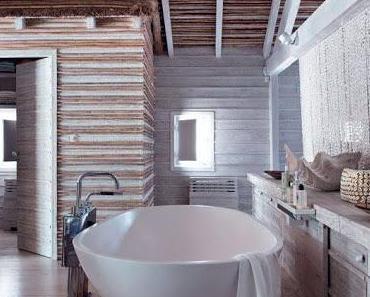 Des salles de bains où la baignoire est reine