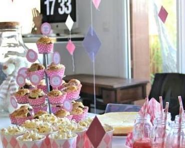 Idées festives: La Baby Shower Party pour mon bébé !