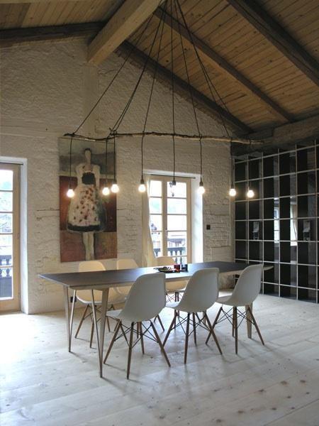 Idees Comment Bien Eclairer La Table De Salle A Manger