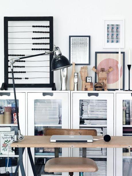 5 astuces d co pour un bureau fonctionnel petits prix for Bureau petit prix