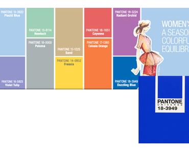 Bleu, bleu et bleu : couleurs de l'année 2014