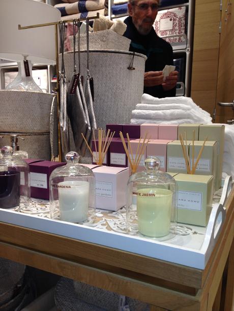 Shopping déco : Zara Home ouvre sur les Champs Elysées !