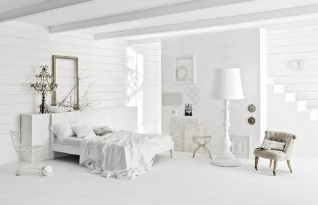 bruno tarsia et son int rieur tout blanc. Black Bedroom Furniture Sets. Home Design Ideas