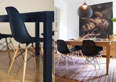 Chaises eames amazing home ideas for Chaise dsw bascule