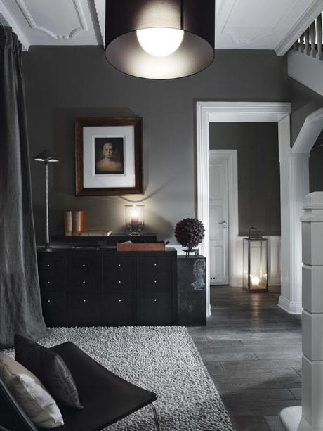 Chambre Gris Fonc. Best Full Size Of Couleur Mur Chambre Avec ...