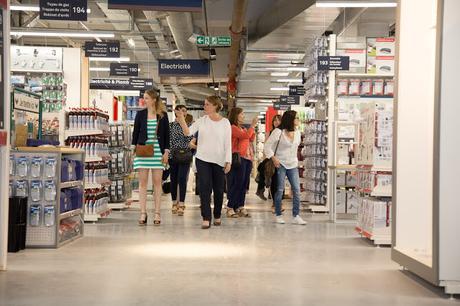 Paris leroy merlin ouverture d 39 un nouveau magasin - Magasin leroy merlin paris ...