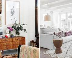 inspiration d co ambiance boh me chez anne millet. Black Bedroom Furniture Sets. Home Design Ideas
