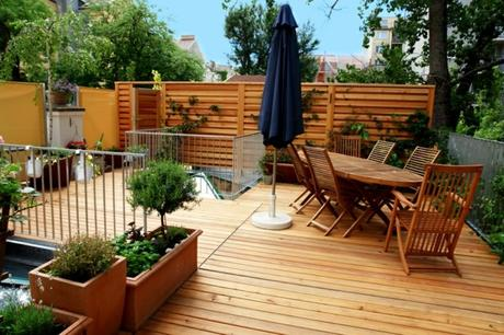 Astuces comment am nager sa terrasse for Amenager une terrasse