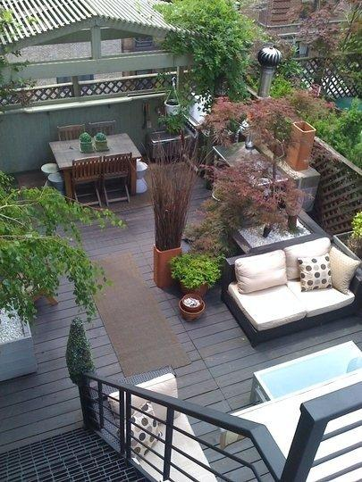 Astuces comment am nager sa terrasse for Amenager une terrasse exterieure