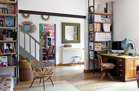 Inspiration d co ambiance boh me chez anne millet - Westwing maison et decoration ...