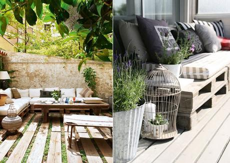5 indispensables pour l am nagement d un patio for Amenagement patio