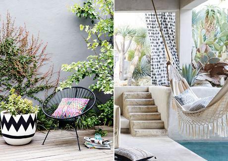 5 indispensables pour l am nagement d un patio. Black Bedroom Furniture Sets. Home Design Ideas