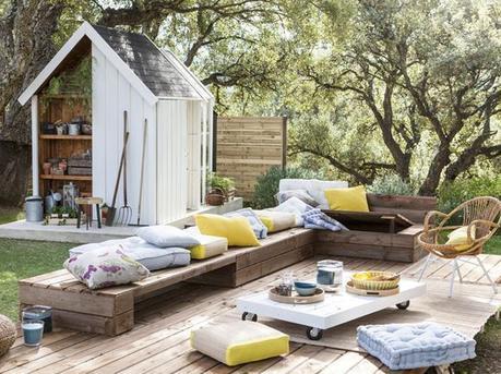 cr ations palettes recup et ecolo. Black Bedroom Furniture Sets. Home Design Ideas