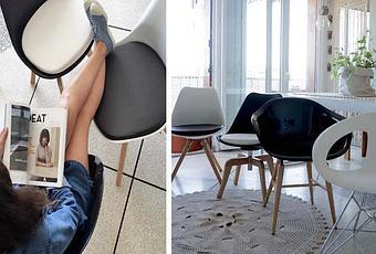 Jeu Concours Freshmeubles Remportez La Chaise Design De