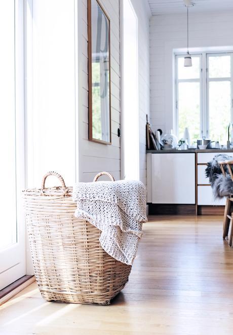Une maison simple mais riche d'idées déco