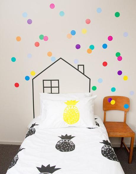 10 id es d co pour la chambre des kids for Chambre kids
