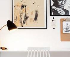5 conseils pour am nager un bureau la maison. Black Bedroom Furniture Sets. Home Design Ideas