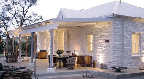 Nom d 39 un cottage anglais ethnique en afrique du sud for Decoration style anglais cottage