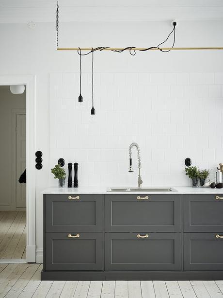 suspensions dans la cuisine : pour ou contre?