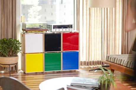 ranger ses vinyles s 233 lection meuble vinyle rangement platine