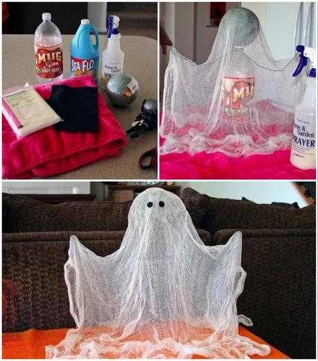Faire soi m me sa d co d halloween - Decoration pour halloween a faire soi meme ...