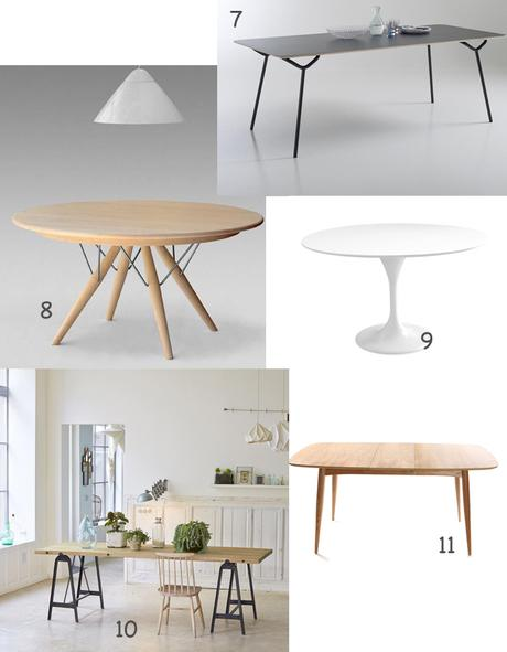 O d nicher une table manger tendance for Table a manger tendance
