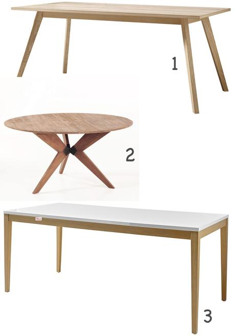 O d nicher une table manger tendance for Table a manger tendance