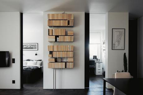 D coration biblioth que la mode for How to design my home interior