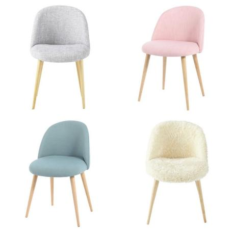 20 chaises design moins de 100 euros for Chaise ice maison du monde