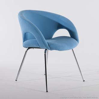 20 chaises design moins de 100 euros - Chaise tissu avec accoudoir ...