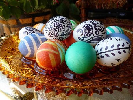 Coutumes, croyances et traditions de Pâques anciennes, en régions