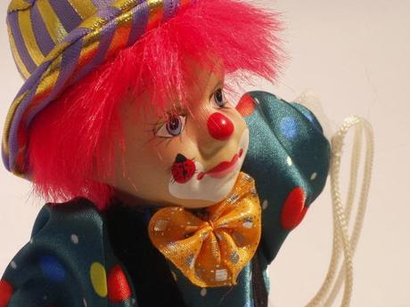 Déguisements, maquillages de clown pour Carnaval, anniversaires